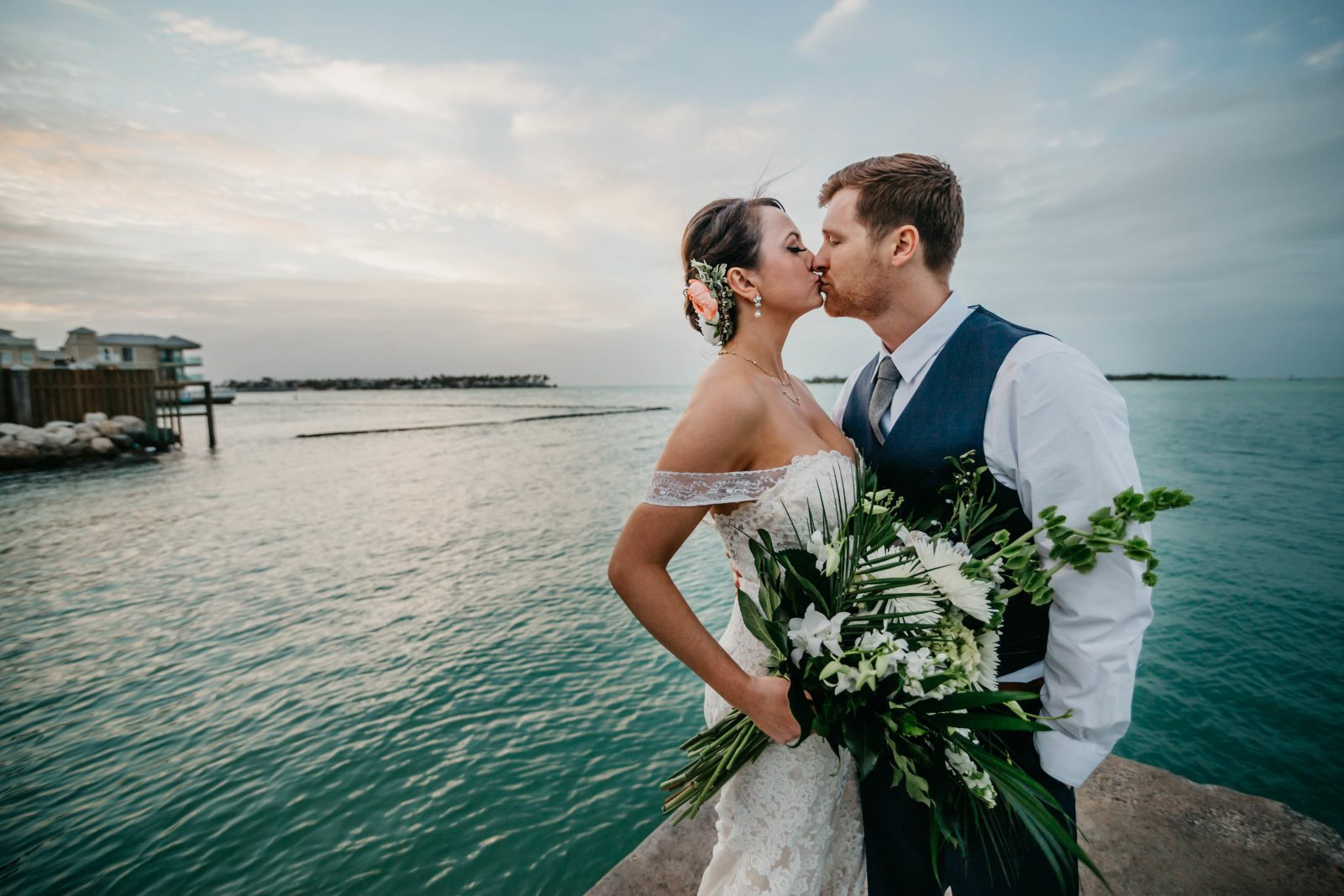 Key West Waterfront Beach Wedding Venue
