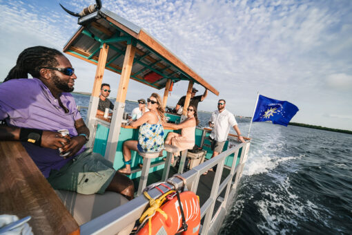 Rum Runner Watersports in Key West Florida for Parties, Celebrations, Bachelorette Parties
